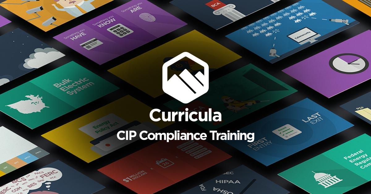 Nerc Cip Training Cip Compliance Training Curricula