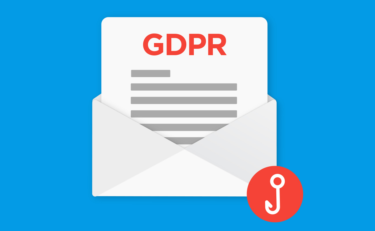 GDPR is a Perfect Phishing Scam