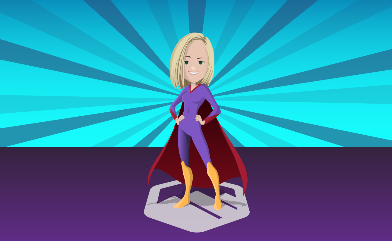 Cyber Security Hero – Kendra Cooley